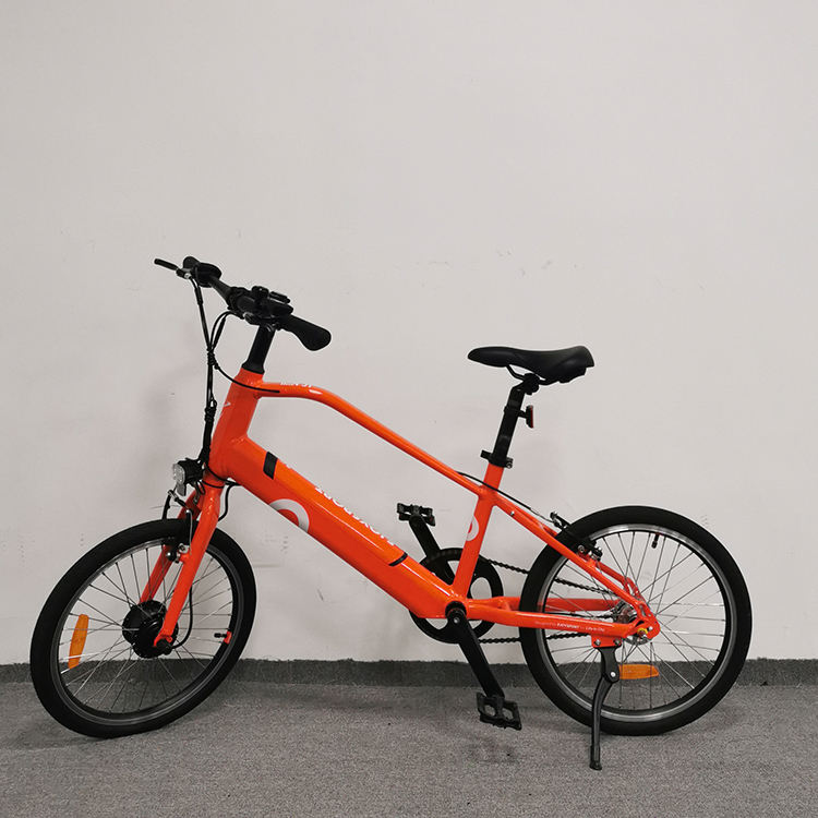 MINMAX CE and EN 15194 Electric city bike for sale CHINA factory Electric Scooters e bike250w/350w orange color