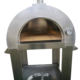 Warmfire portable mini pellet charcoal grills pizza oven,outdoor wood fired pizza ovens