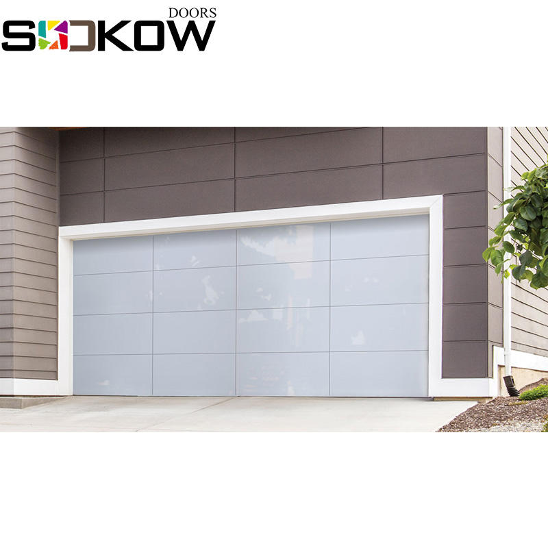 low price new pattern garage door exterior garage door