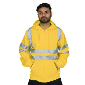 Wholesale Winter Hi Vis Hi- Viz high Visibility Men Snickers Safety Dickies Fr Custom Uniform Work Clothing Hoodie Workwear