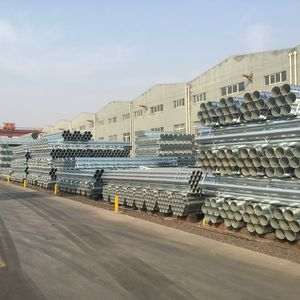 Youfa factory bs1387 class a b c galvanized steel pipes g i pipe 110mm steel pipe