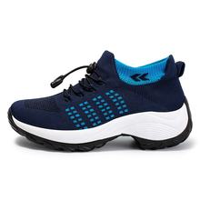 new product women sock Shoes outdoor comfortable sneakers mesh women sock sport shoes