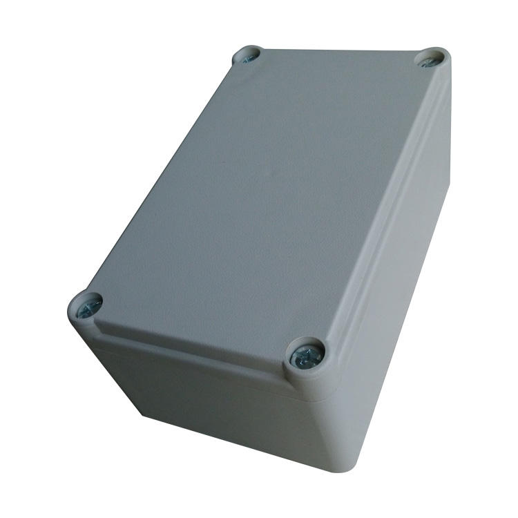 PC and ABS alloy telecom waterproof enclosure plastic junction box