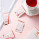 For Business Elites Chinese Instant Rose teabag soluble in cold water