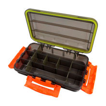 ILURE Waterproof Fishing Tackle Box  Lure Box