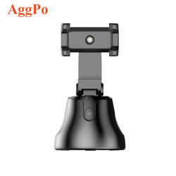 Smart Selfie Stick 360 Rotates Auto Face & Object Tracking Vlog Shooting Smartphone Mount Holder