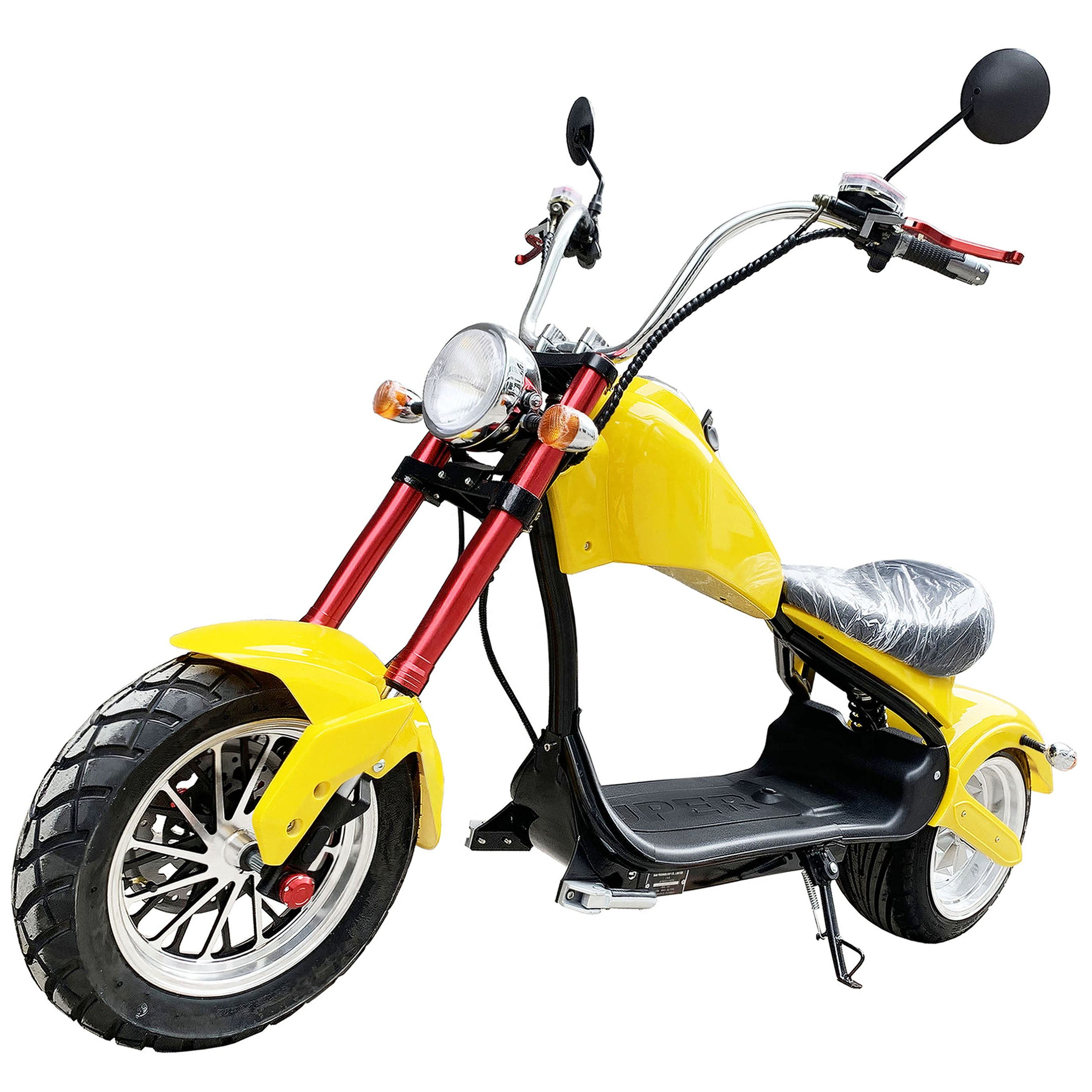 Europe dropshipping European Warehouse CE E MARK Electric Motorcycles 2020 Chopper Electric Scooter 2000W Powerful Motorcycle