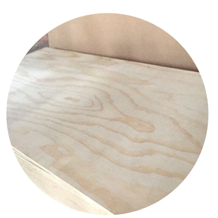 New style wood i beam white oak plywood melamine with high quality and good price