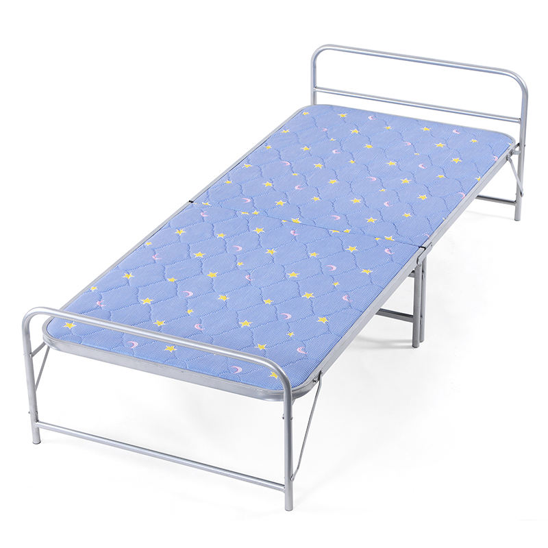 Wholesale Folding Bed Folding Guest Bed Foam Mattress Portable Sleeper Pull Out Furniture