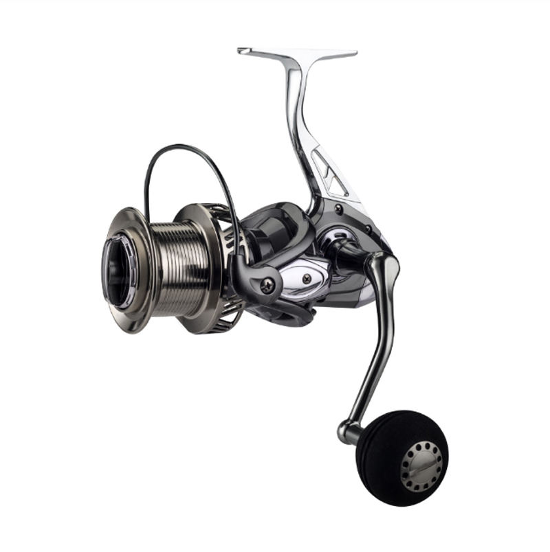 Big Size 14+1BB CNC Handle Longline Spinning Big Fish Fishing 8000 10000 fishing reel