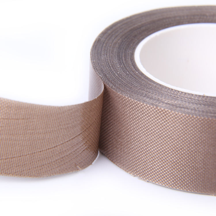 Custom 0.13mm high temperature resistence heat moulding PTFE adhesive tapes for eletronic industry