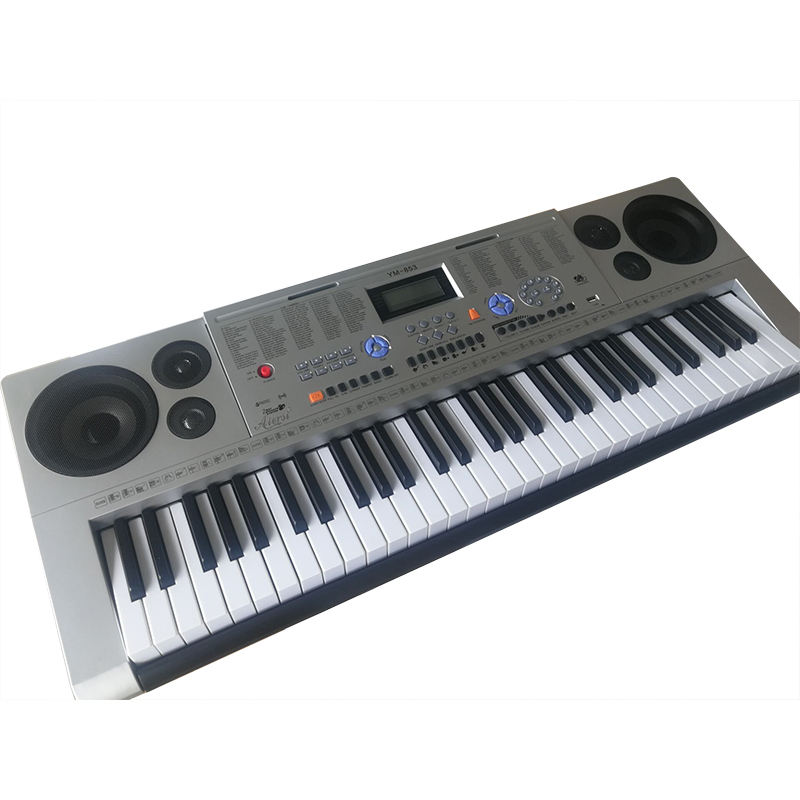 Aiersi Yongmei brand Wholesale price Eduction Musical Instruments 61 keyboard Electronic Organ