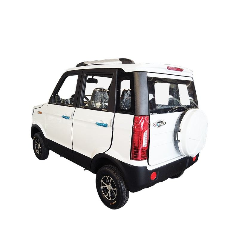 60V1500W and Closed Body Type 4- seat family /passenger 2.8m sedan Leisure model with CE certificate