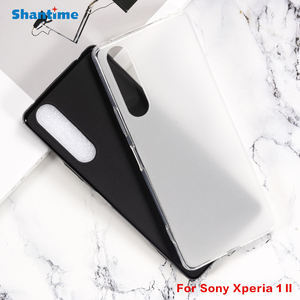 Voor Sony Xperia 1 Ii Case Ultra Thin Clear Soft Tpu Case Cover Voor Sony Xperia Pro Couqe Funda