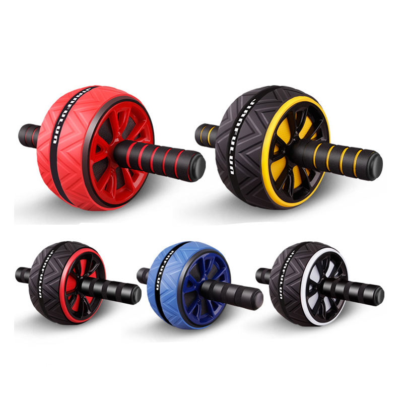 Leijiaer AB-100 AB Wheel Roller High Quality Fitness Equipment Strong Man Exercise Power Abs gym workout equipment