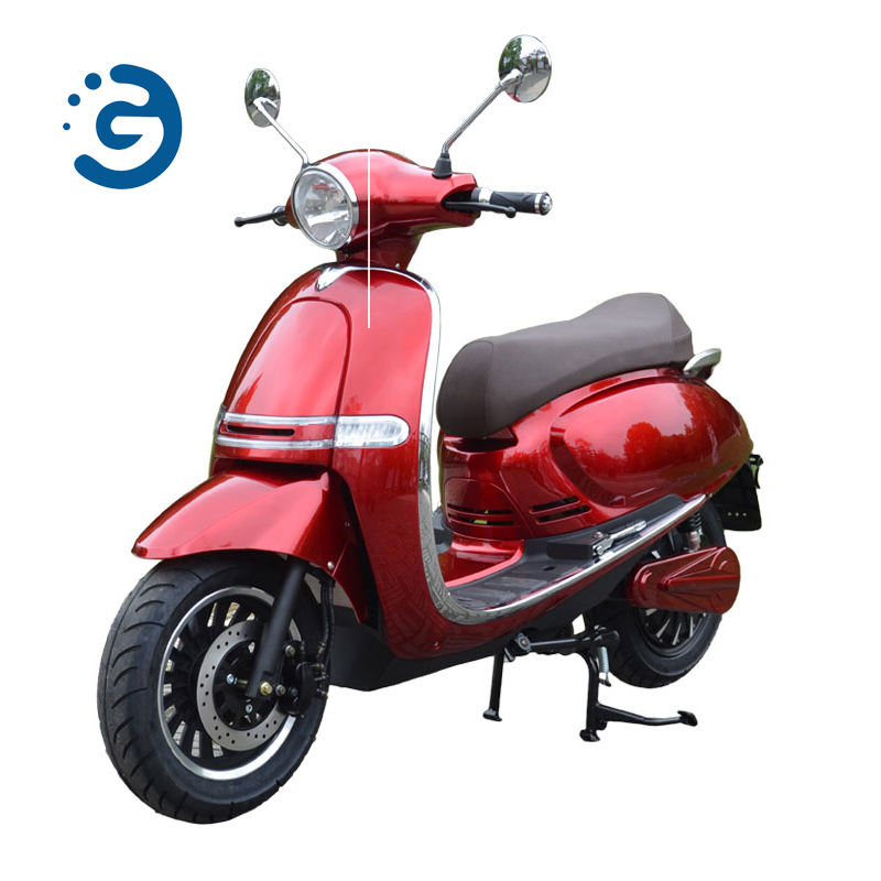 EEC & COC L1e L3e Swan 3000W-4000W Electric Scooter
