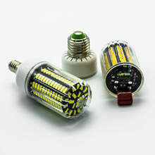 New arrival E12 E14 E27 B22 LED Corn Light Bulb 5736 SMD Corn led 220V 110V 5W 7W 9W 12W 15W Corn led Lamp Bulb