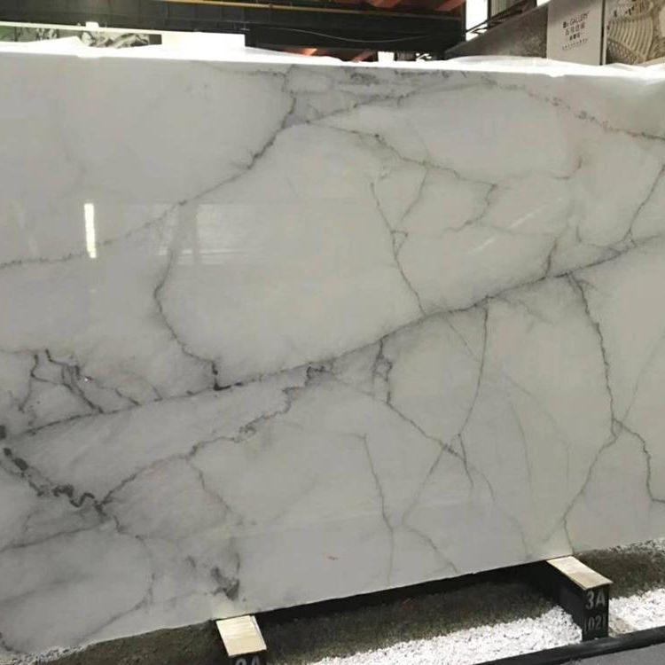 Lincoln white marble stone marble floor marble decoration