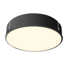 ECOJAS WD-RR-75 60W Dimmable smart remote control recessed ceiling light round 18w frameless led panel lamp
