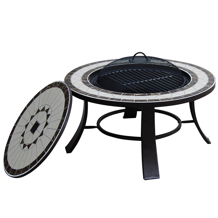 patio bbq grill fire pit table outdoor heaters