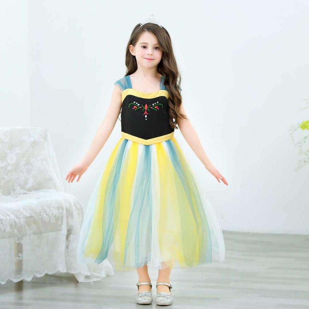 ハロウィンパーティー冷凍チュチュ 12 歳の少女モデルプリンセスガールズドレス