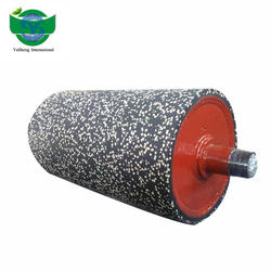 Cots and rubber sleeve used in rolling mill