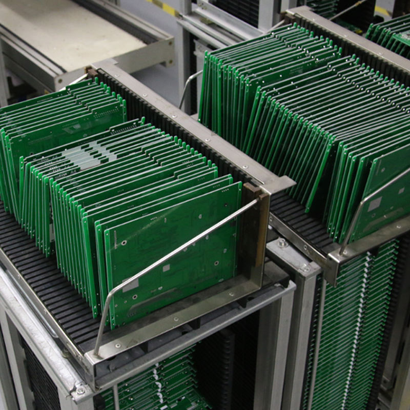 High Temperature Resistance ESD SMT Magazine PCB Storage Rack