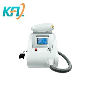 2020 Hot Koop Q Switched Nd Yag Laser / 532 & 1064 & 1320nm Yag Laser Tattoo Removal Machine Prijs/Carbon Laser Schil Machine