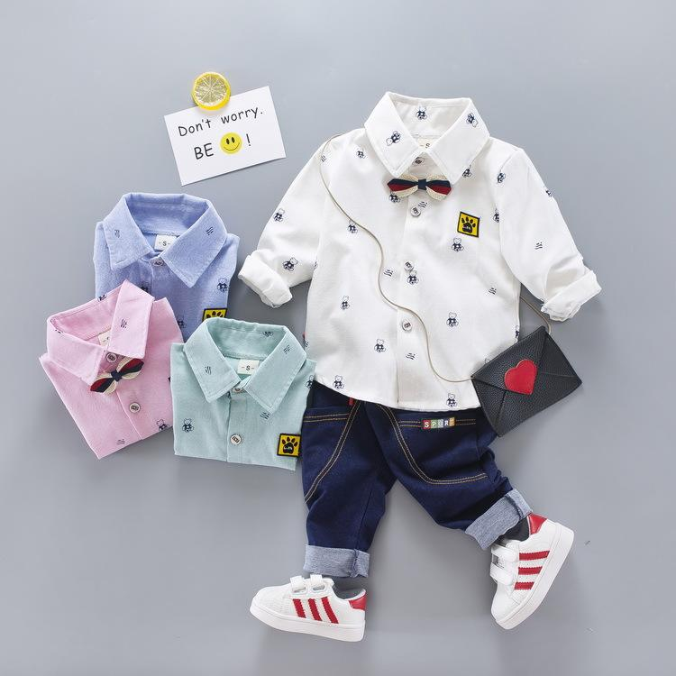 Baby Clothes High Quality Kids Clothes 100% Cotton Baby Boys Clothing Sets From China Supplier Of Online Shopping