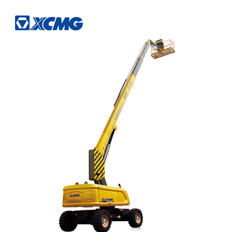XCMG official manufacturer 26m mobile electric lift work platform GTBZ26S mobile aerial platform manlift price for sale
