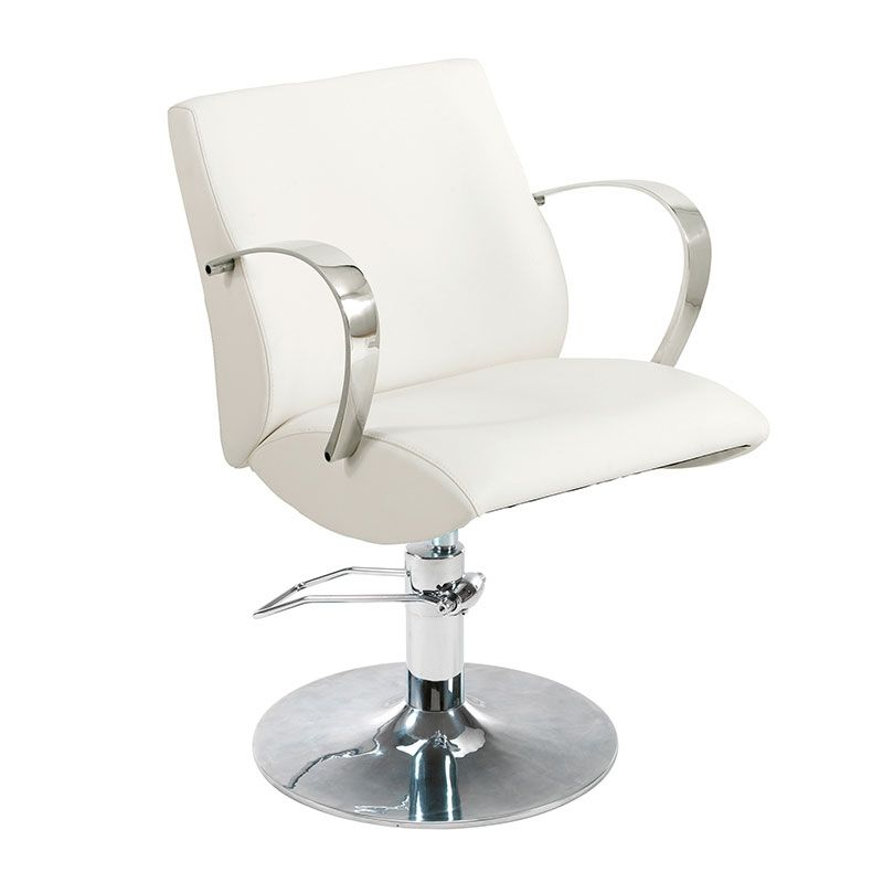 <span class=keywords><strong>Edelstahl</strong></span> Doppelseitige Salon Styling Station <span class=keywords><strong>Stuhl</strong></span> Für Barber Shop