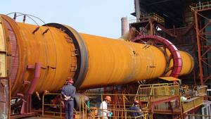 Ceramsite Rotary Kiln Clay Calciner For Ceramsite Production Plant