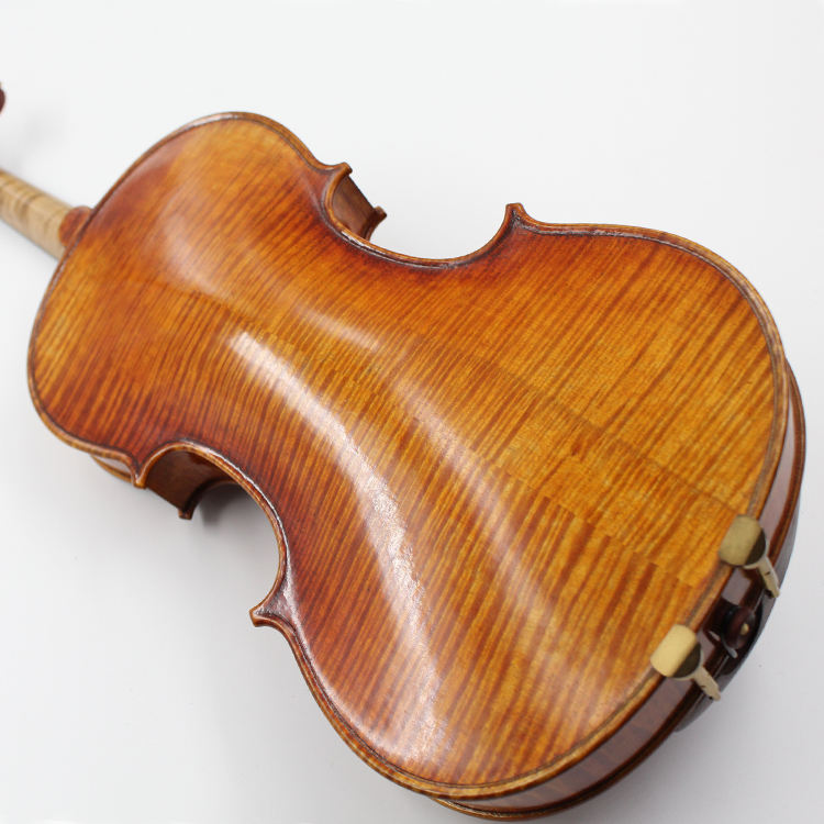Factory hot sale advanced violin professional customized stradivari Made In China Low Price