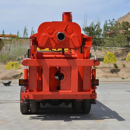 ABT 2000 Drilling Machine for Water Well Truck Drilling Rig Borehole Drill Machine