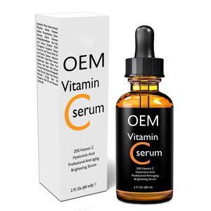 AMEIZII OEM /ODM Wholesale Factory Private Label Best Whitening Face Skin Care Pure Natural Organic 20% Vitamin C Serum