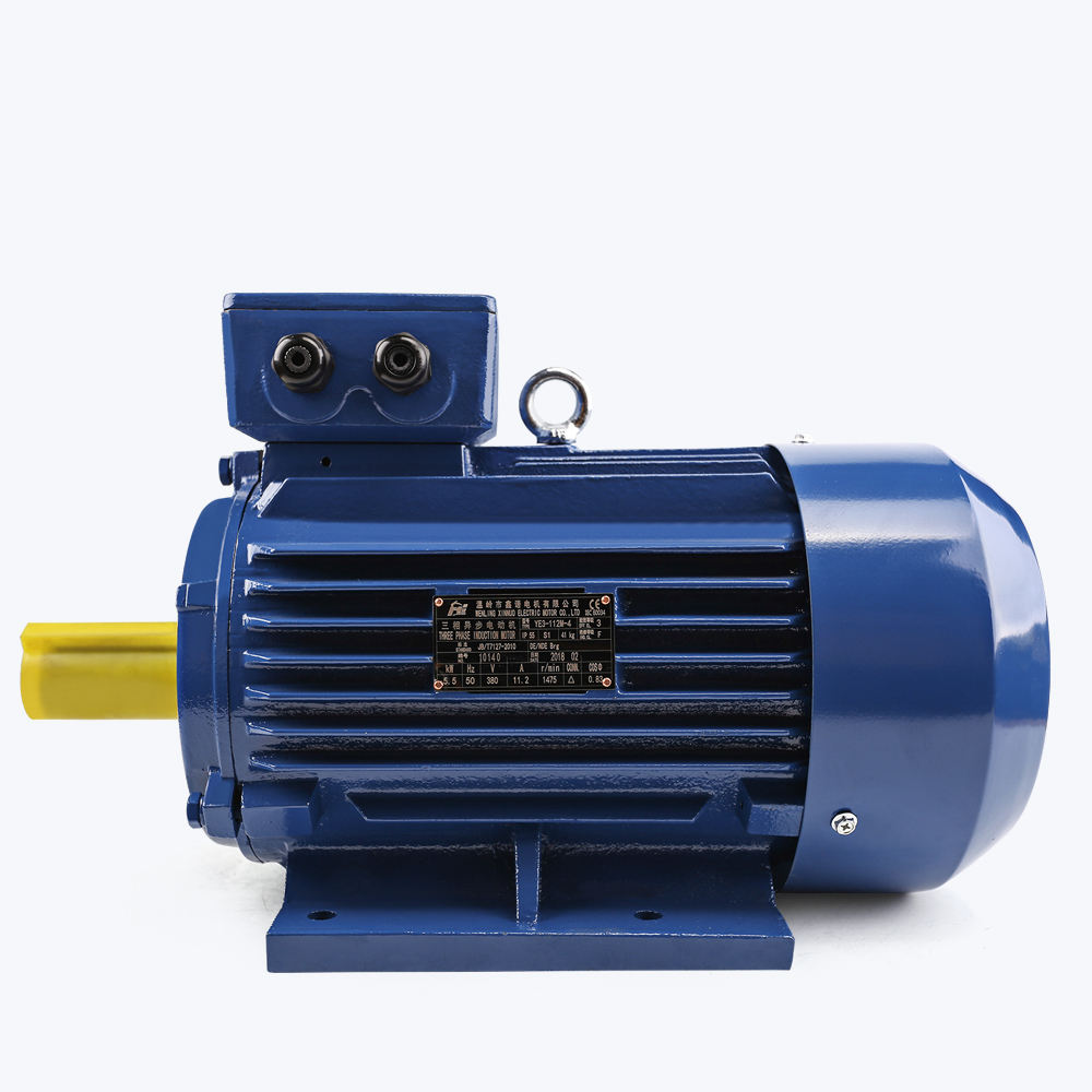 YE3 series high efficiency three phase 20 30 60 80 150 hp asynchronous electric motor
