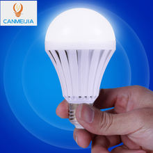 E27 B22 Battery Work Night Light Outdoor Camping Lamp Parts Portable Intelligent Emergency Light At home Rechargeable Led Bulb