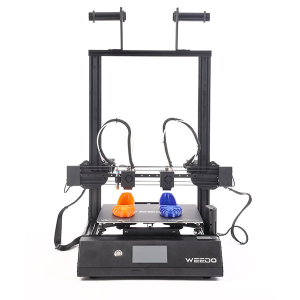 weedo idex large 3d printer set tunisia price 3d manufacturer X40