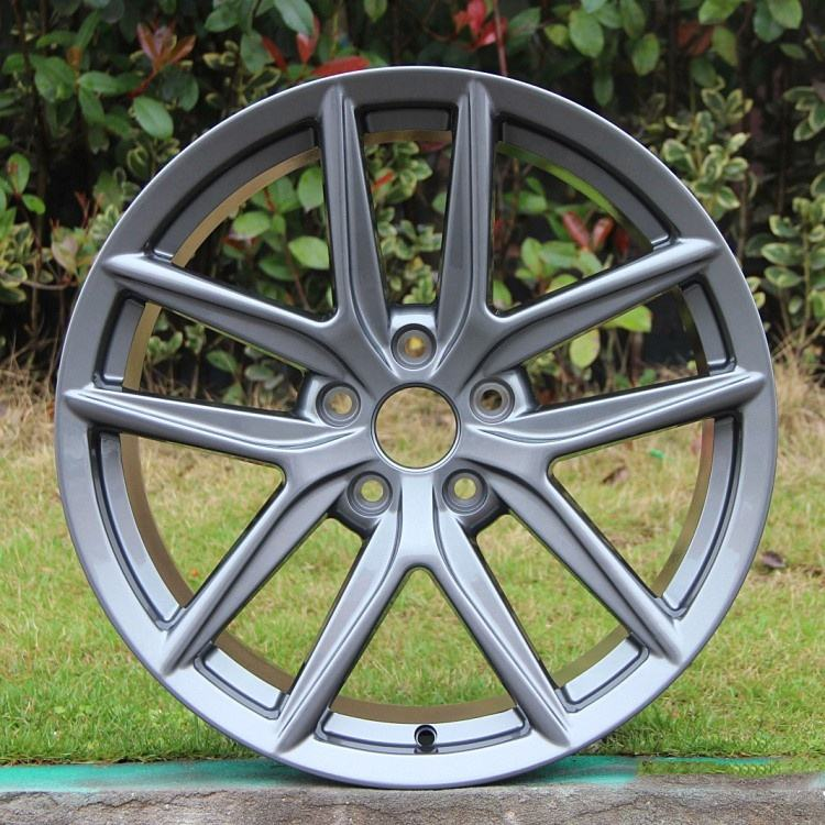 Customized T6061 forged alloy wheels JWL VIA TUV