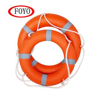 FOYO Brand Marine professional life buoyWater Safety Life Buoy Ring saving swimming ring for ship/yachat/kayak/boat