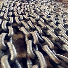 Industrial Alloy Steel DIN 22252 18x64 Round Link Mine Chain Factory offer