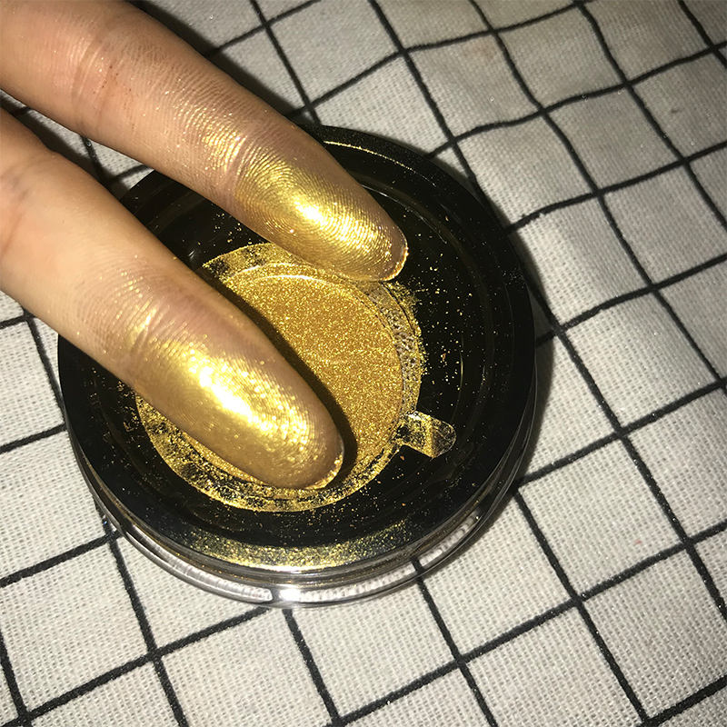 Hot Selling Makeup Shimmer Loose Highlighter owder Private Label Face Glitter Loose Powder
