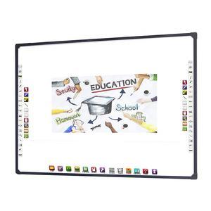 Ceramic 10touches 82inch Super slim Smart board Interactive white board