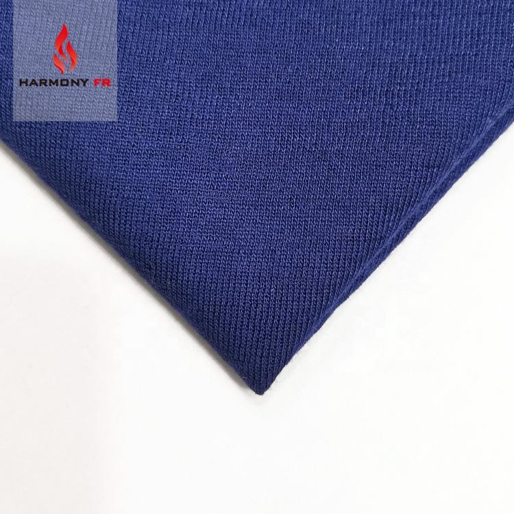 Knitted 100% Meta Aramid 1313 Nomex Fire Resistant Fabric
