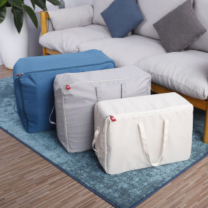 KIGI 600d Household Oxford Fabric Storage Bag With Zipper