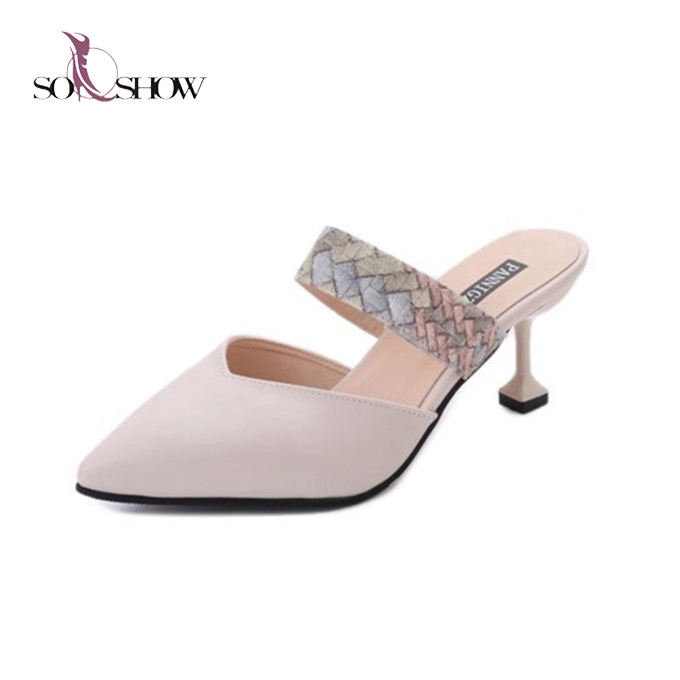 Low price ladies sandals in bulk new leather sandals for women and ladies