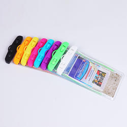 Sealed PVC Phone Bag Mobile Phones Swimming Bag Smart Phone Dry Pouch