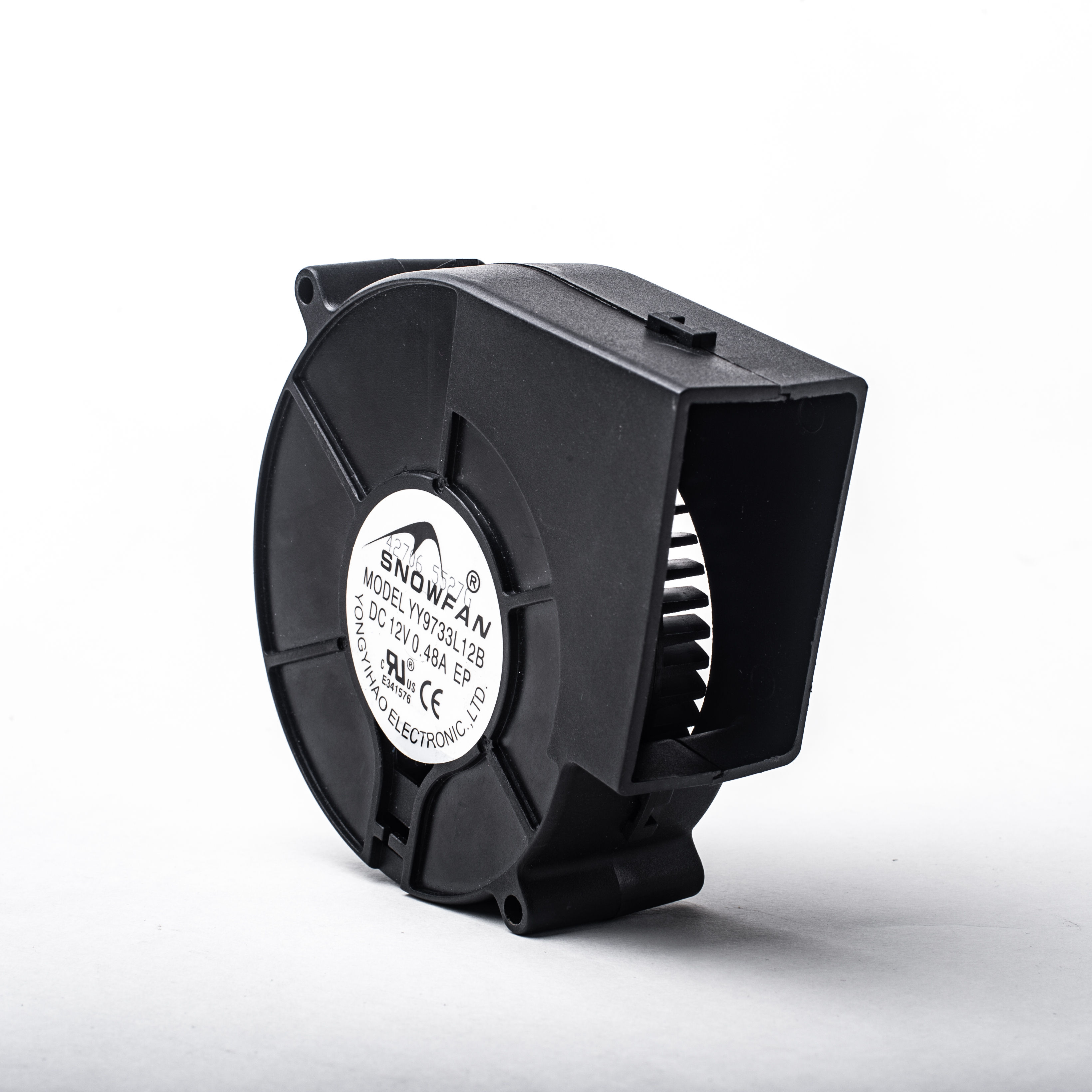 90mm 9733 dc 12v brushless 30cfm high pressure blower fan 24v dc blower fan