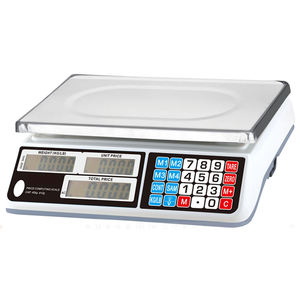 30kg 40kg ACS Electronic Weighing Price Computing Scale with Accurate Sensor