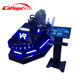 Hot selling Attractive Virtual Reality Simulator Racing Car Game Driving Machine for amusement park/driving school